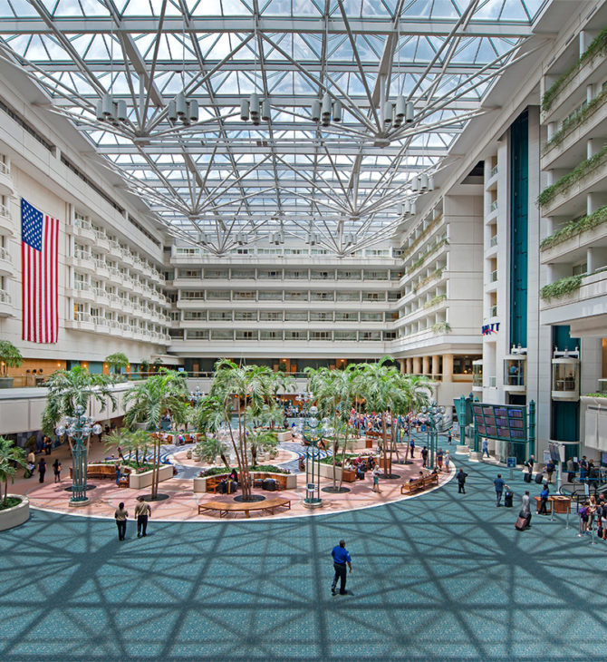 Orlando International Airport and Interchange agree five year contract renewal