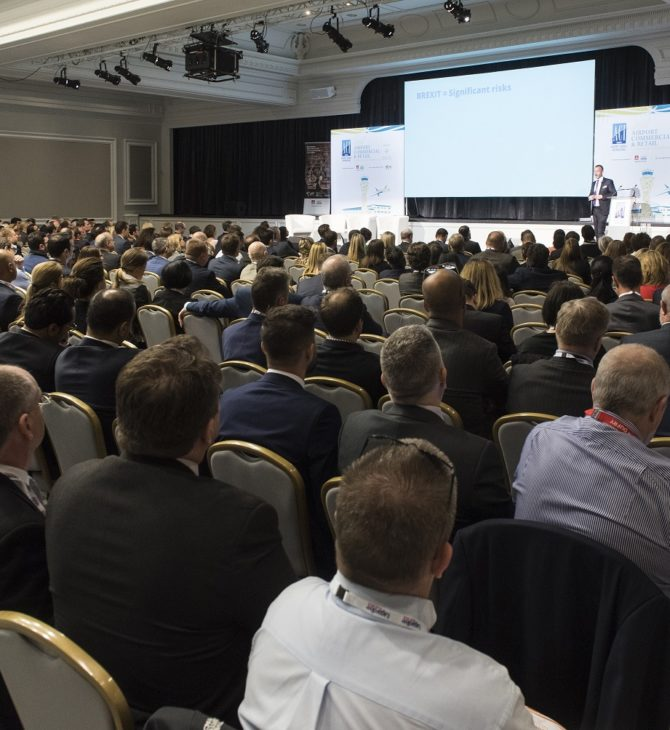 Interchange attends the 26th ACI Airport Commercial and Retail Conference & Exhibition 2017 hosted by Nice Cote D'Azure Airport